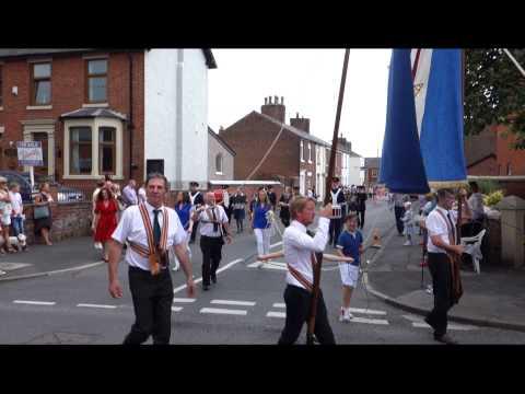 Kirkham Walking Day 2015