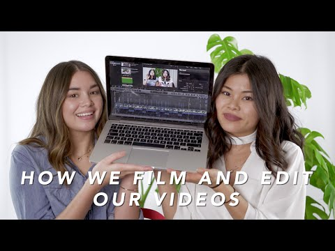 How We Film and Edit Our Videos + Equipment