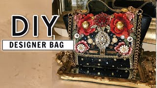 DIY Luxury Dolce and Gabbana Bag