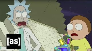 Sneak Peek: Morty's Mind Blowers | Rick and Morty | Adult Swim