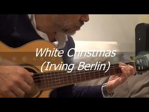 Fingerstyle Guitar (TAB) - White Christmas (Bianco Natale)
