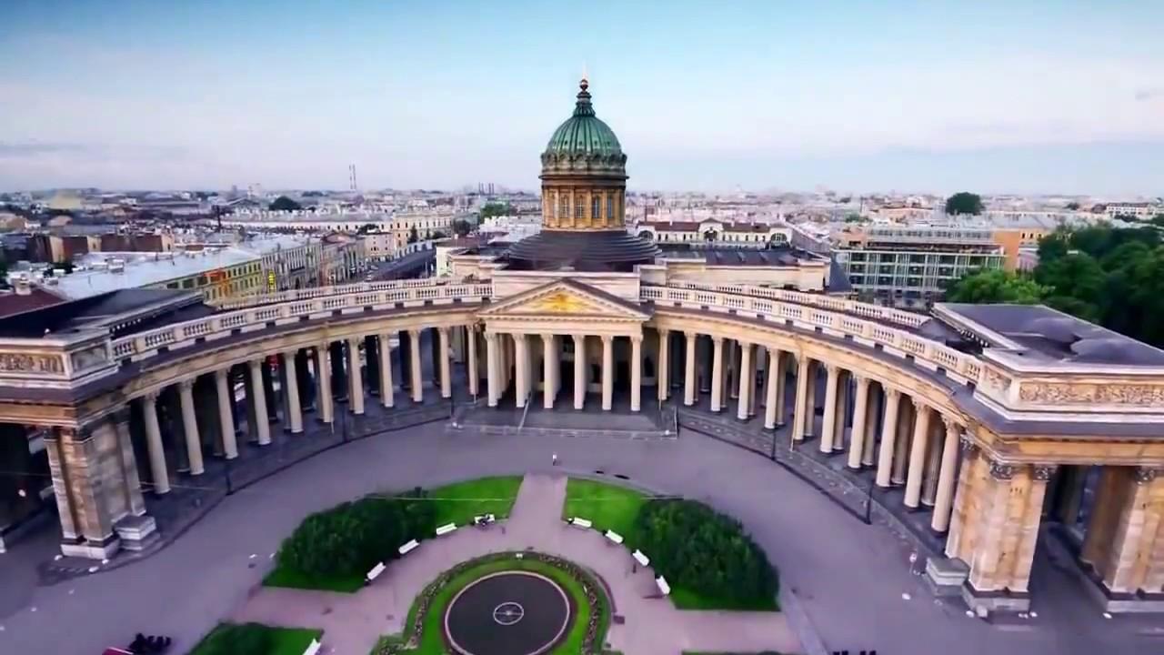 Самые красивые места Санкт-Петербурга - YouTube