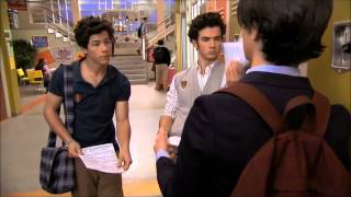 Watch Jonas Brothers What I Go To School For video