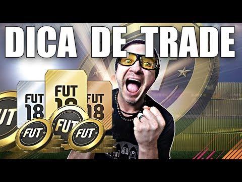 FIFA18 TRADE DICA PRA FAZER COINS COM A CARTA MAE