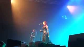 Sirenia - Lost in Life @Metal Female Voices Fest 2014