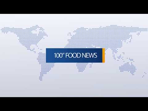 "100"" food news n. 3 - Allergen labelling and trans fats limitations in UE"