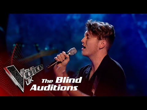 Jimmy Performs 'Concrete': Blind Auditions | The Voice UK 2018