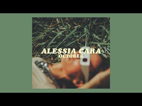 october // alessia cara (lyrics)