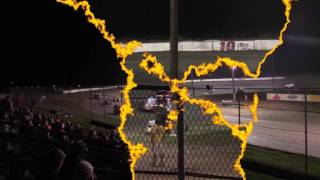 Stuart International Speedway Mod Lite Feature