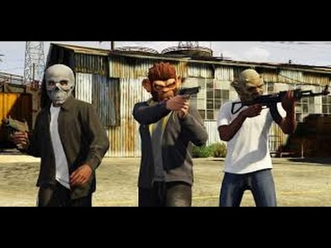 GTA 5 The ZOMBIE Attack Legacies With KING of GTA 5^^