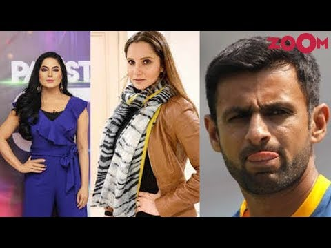 Sania Mirza DEFENDS her husband Shoaib Malik after a viral video gets released