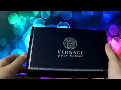 Versace / Versace pour homme /  Мужской парфюм