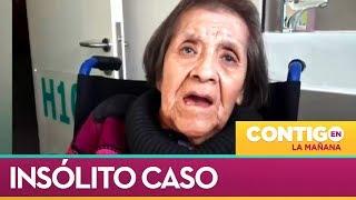 Se toman casa de abuelita que estaba hospitalizada - Contigo en La Mañana