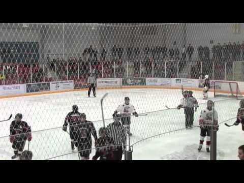 2012-13 SOJHL: Hagersville Hawks vs. Ayr Centennials (Game 7)