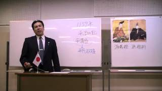 第3回黒田裕樹の歴史講座「源義経 ~悲劇のアイドル」の様子です(2/11...