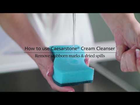 How to Clean Caesarstone Quartz Benchtops