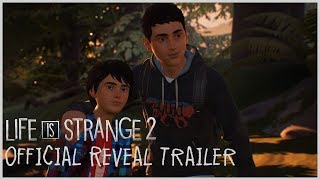 Life is Strange 2 Official Reveal Trailer [PEGI]