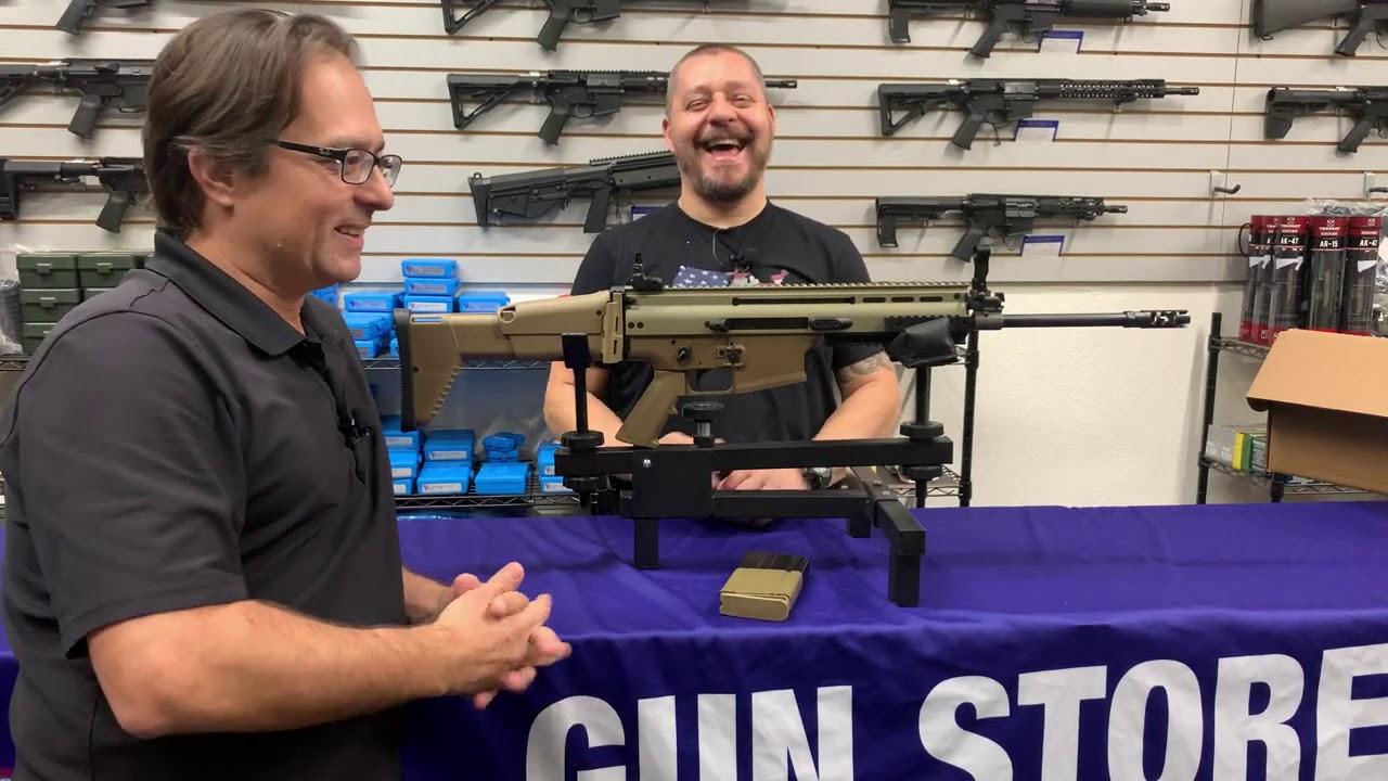 Fuzil FN SCAR 17S