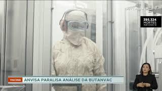 Anvisa interrompe processo de autorização de testes da ButanVac e solicita mais documentos
