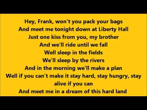 Bruce Springsteen – This Hard Land Lyrics | Genius Lyrics