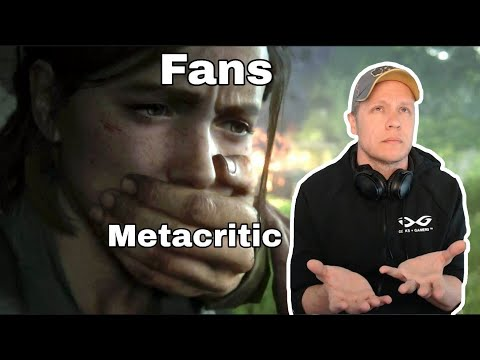 Metacritic Silences Fans Because Of The Last Of Us Part 2