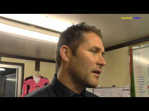 Havant & Waterlooville v West Ham U21  Goals 15th July 2014