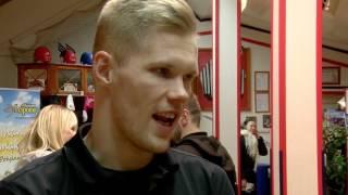 Tiikerit - Karlovarsko CEV Cup ti 17.1.2017 - Jukka Mäkihannu