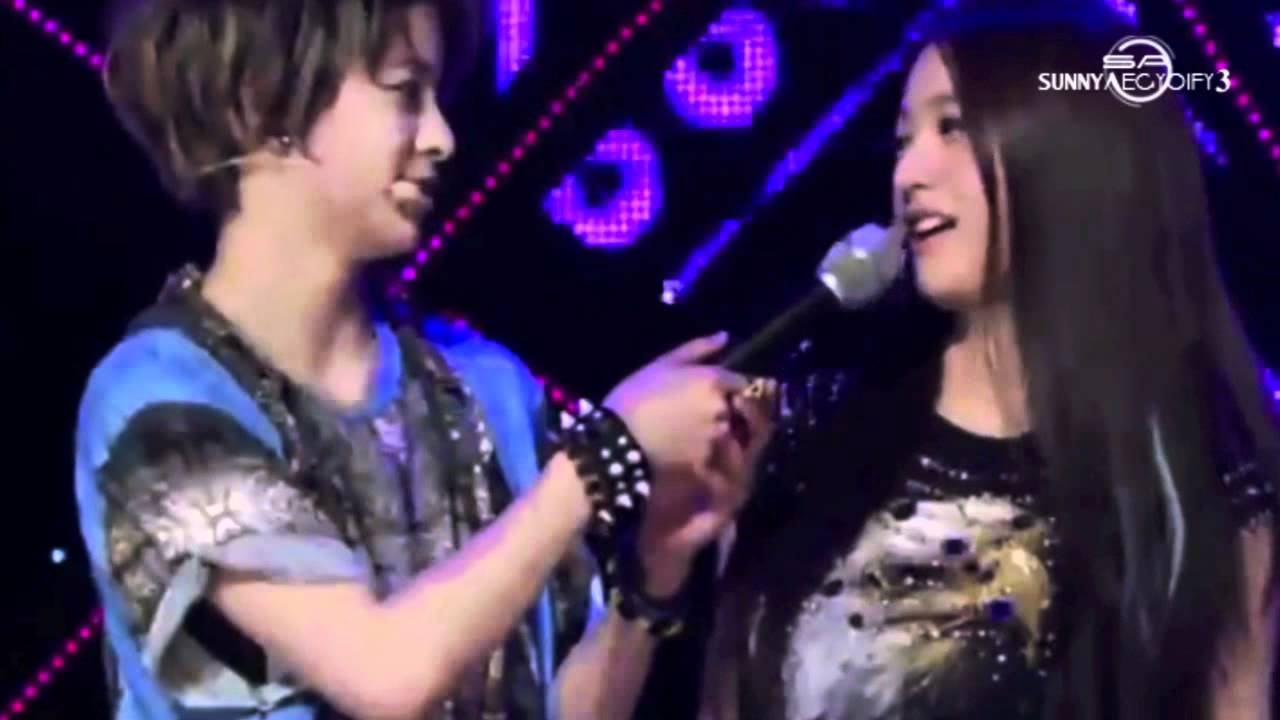 FMV] Oh my lady - Encore moments | Kryber f(x) - YouTube F(x) Electric Shock Amber