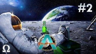 BACK TO THE MOON AGAIN, SAVE EARTH! | Moonbase Alpha #2