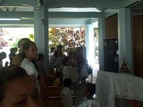 Ululoa, church of the Nazarene