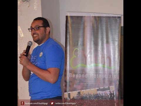 Motivation Talk , EYouth Cup Port Said