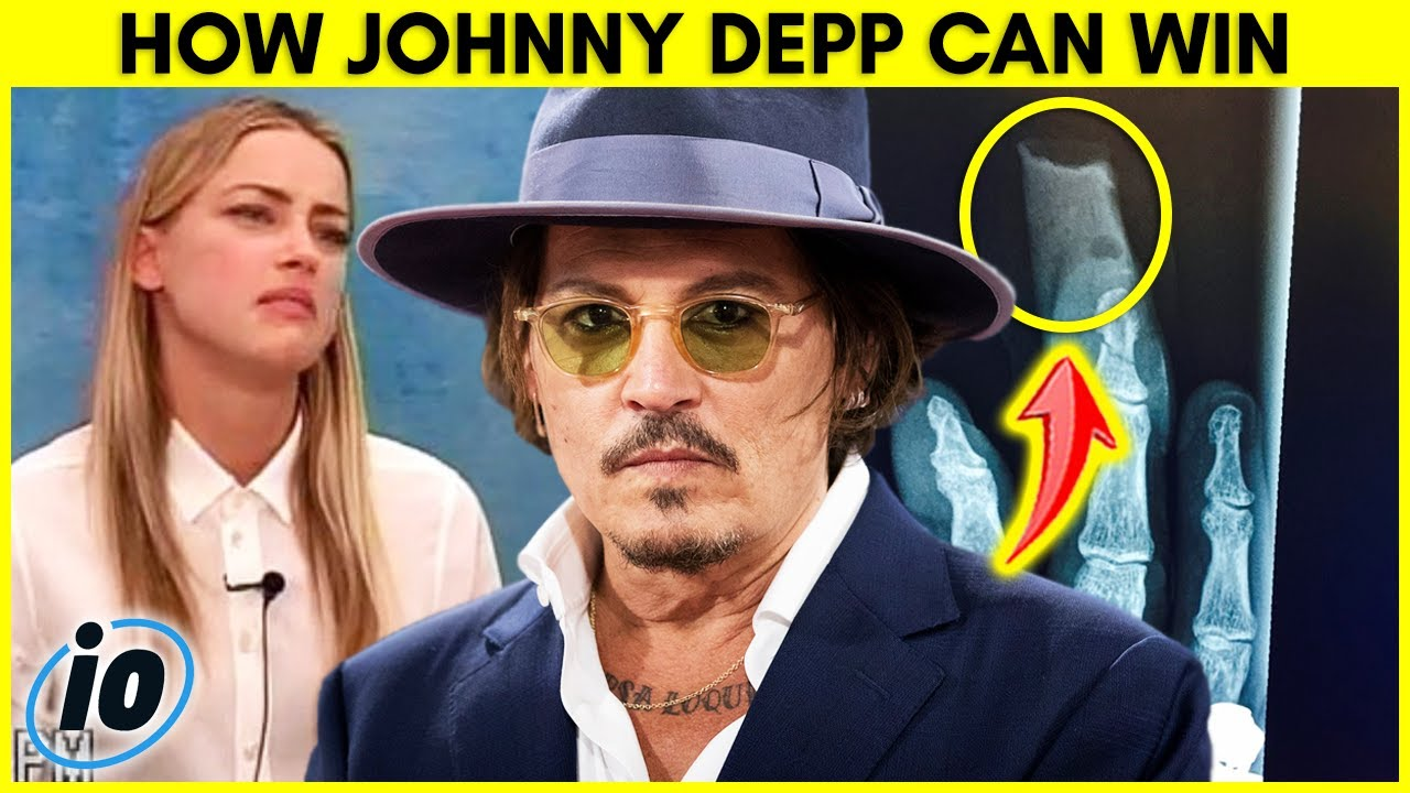 Top 10 Reasons Johnny Depp Can Win Against Amber Heard