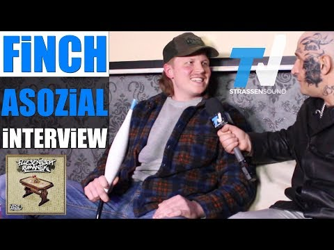 FiNCH ASOZiAL Interview MC Bogy: EP, Rap Am Mittwoch, Capital, Schlager, Eko, Union Berlin, Studium