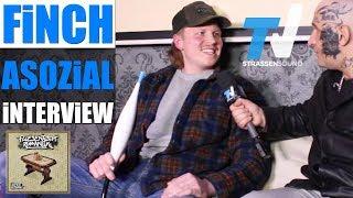 FiNCH ASOZiAL Interview MC Bogy: EP, Rap Am Mittwoch, Capital, Schlager, Eko, Union Berlin, Studium
