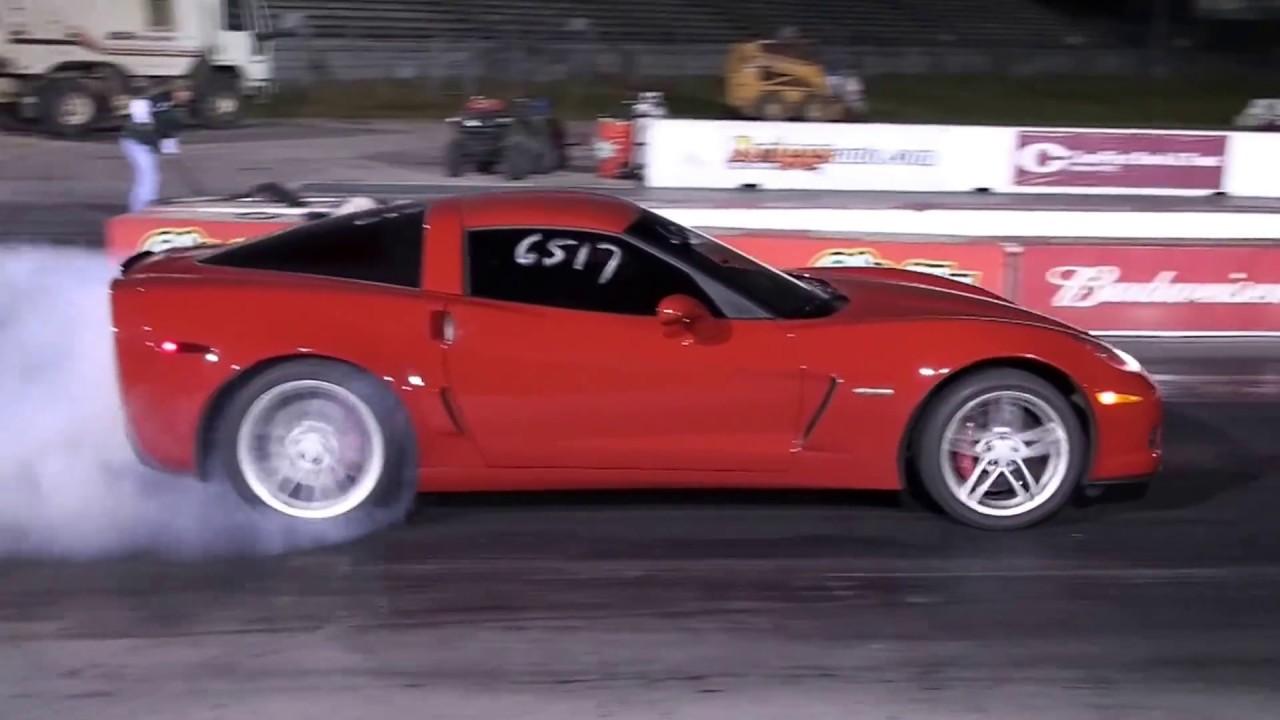 Stock 2006 Corvette Z06 1 4 Mile