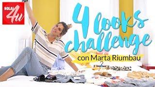 4 LOOKS CHALLENGE (Playa, día, noche y pijama)   Con Marta Rimbau