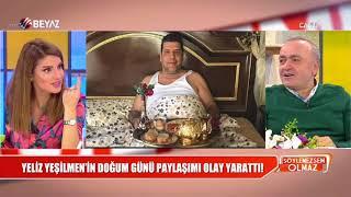 Yeliz Yeşilmen'in paylaşıma Deniz Akkaya'dan olay yorum!