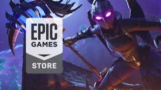 Бесплатные игры. Новый цифровой магазин Epic Games Store. Основные преимущества.