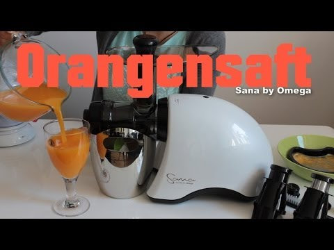 Sana Juicer by Omega EUJ-707 (multi-purpose juicer) Doovi