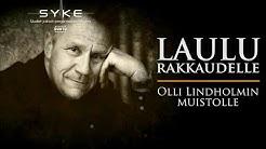 Olli Lindholmin Muistokonsertti Tampere-talo
