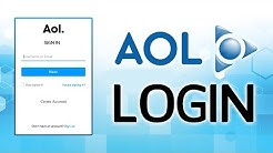 AOL Mail Login 2018 | AOL Sign In | aol.com Login