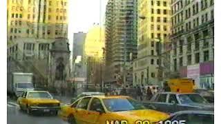 New York City on 3/29/1995