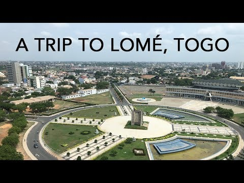 I went to LOMÉ,TOGO for a photo shoot.