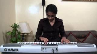 MERA JOOTA HAI JAPANI from SHREE 420 (by Mukesh) On Keyboard By Vany Vinayakumar