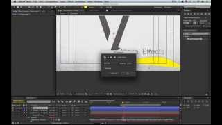 After Effects Motion Graphics Tutorial - Bottom Line