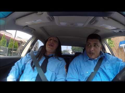 Car karaoke #fdny