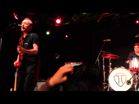 Hugh Cornwell - A Street Called Carroll NYC 8-Dec-2013