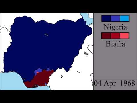 The Nigerian Civil War: Every Week