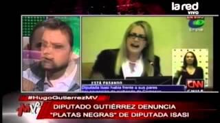¿Marta Isasi recibió dineros de Corpesca? Acusa el diputado Hugo Gutiérrez