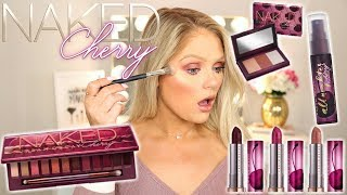 URBAN DECAY NAKED CHERRY COLLECTION | FULL FACE FIRST IMPRESSIONS